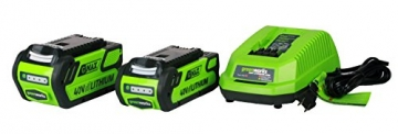 Greenworks Tools 20157 40V Akku-Hochentaster