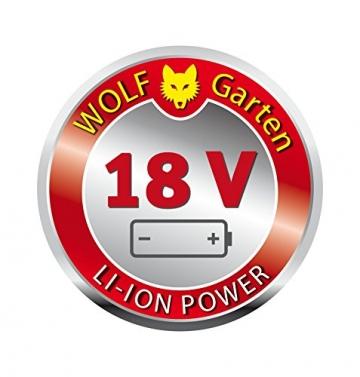 WOLF-Garten Hochentaster LI-ION POWER PSA 700